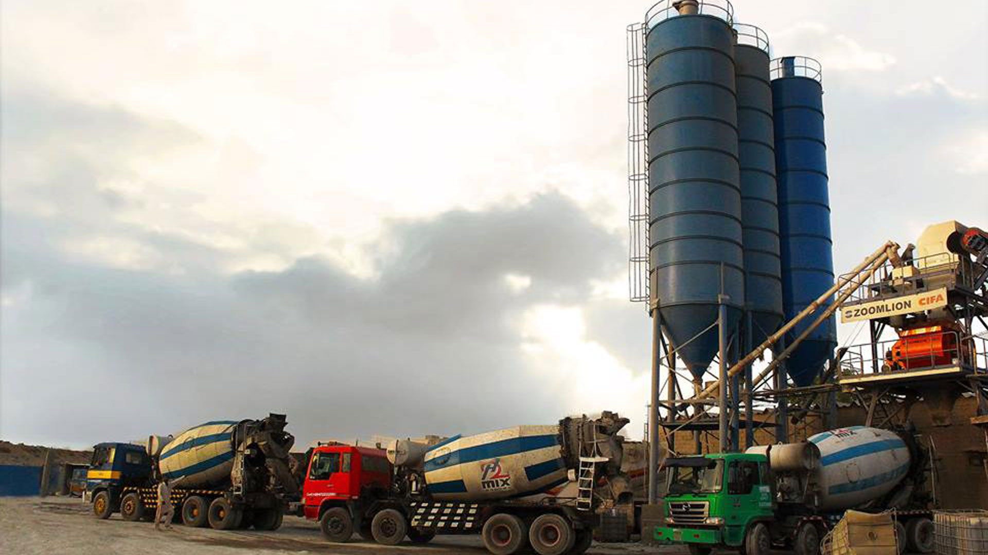 H2 Ready Mix, Concrete Ready Mixed Manufacturers & Suppliers in Karachi, Pakistan.